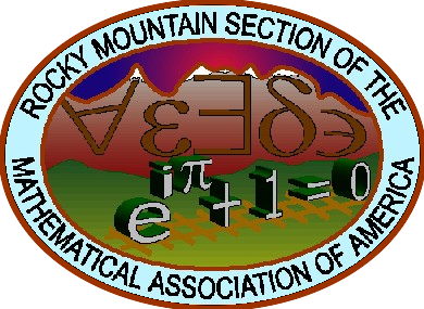 2018 MAA Rocky Mountain Section Meeting