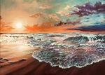 Low Tide by Jenaya Geertsema