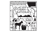 Glacier National Park by Angela Hampton